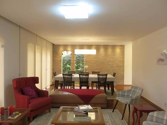 Casa Espetacular Para Venda/locação No Morumbi - 3 Dormitórios Sendo 1 Suíte - Garagem Para 4 Carros! - Ca0035