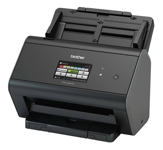 Scanner Brother Ads-2800w Ads2800 2800w 2800 - Nota Fiscal