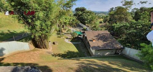 Sítio Com 3 Dormitórios À Venda, 9450 M² Por R$ 1.490.000,00 - Alameda Das Pedras - Camboriú/sc - Si0003