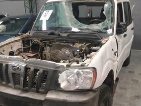 Mahindra Doble Cabina 4x4 Año 2014 Td2.5