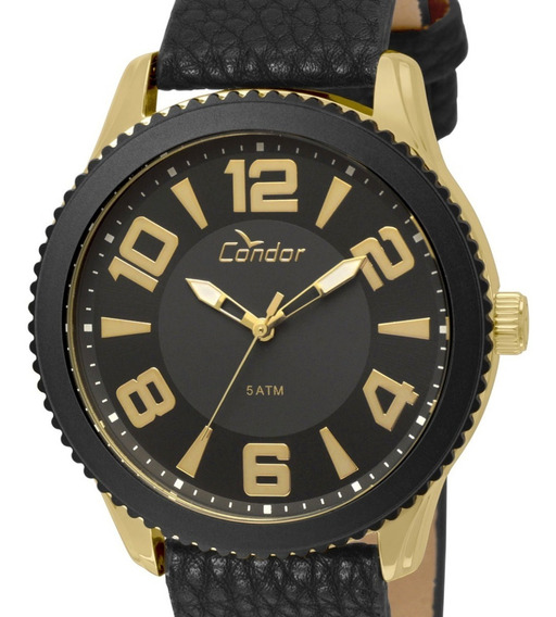 Relógio Condor Masculino Couro - Co2035kso/2p