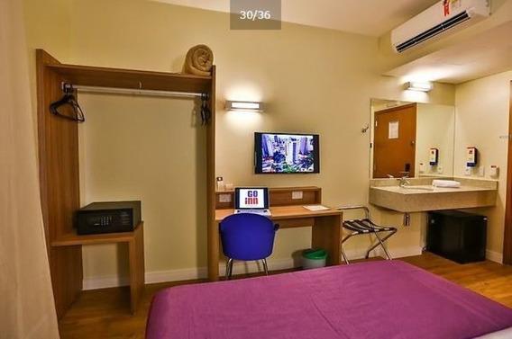 Go Inn, Flat Em Campinas No Pool Para Investimento - Sf27171