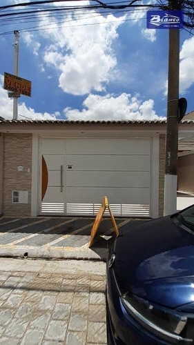 Casa Com 3 Dormitórios À Venda, 90 M² Por R$ 580.000,00 - Gopoúva - Guarulhos/sp - Ca1052