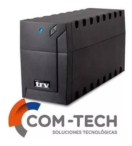 Ups Trv Neo 850 4x220v+ Usb +soft - Com-tech