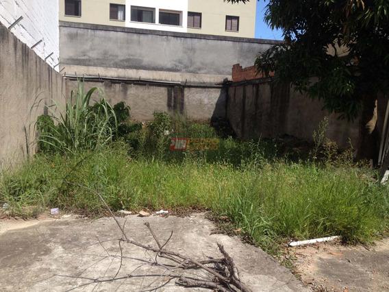 Terreno No Bairro Rudge Ramos Em Sao Bernardo Do Campo - L-23386