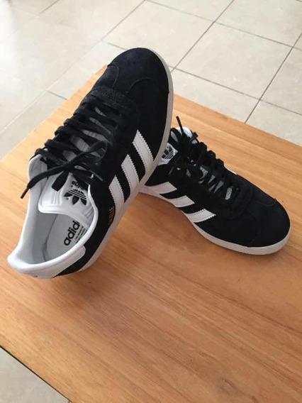 adidas gazelle negras 40