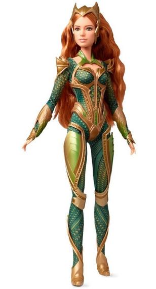 Barbie Signature Mera Justice League Dc Aquaman