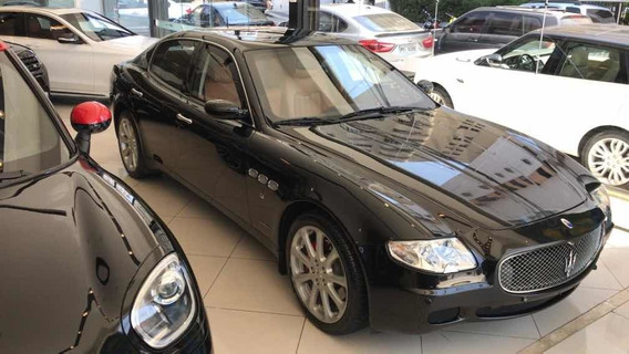 Maserati Quattroporte 2008 400cv Executive Blindado
