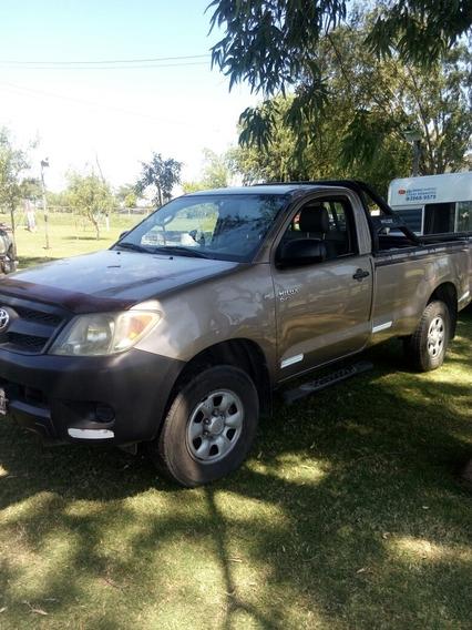 Toyota Hilux 2.7 S/cab 4x2 N Dx 2007