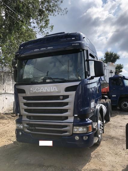 Scania Highline R440 6x4 2014\14