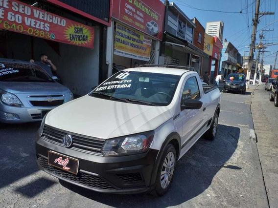 Volkswagen Saveiro Robust 2018 Completa
