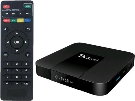 Tv Box Tx3 Mini 2gb 16gb Smart Tv Android 7.1 Control