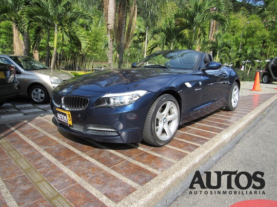 Bmw Z4 Sdrive 23i At Sec Convertible Cc2500