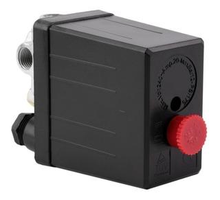 Presostato Interruptor Para Compresor De Aire 2hp 120v 4vias