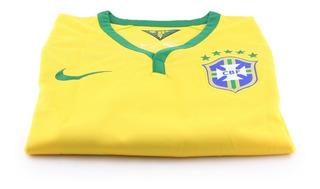 Camisa Oficial Brasil Copa 2014 Amarela Original Fifa - Nike