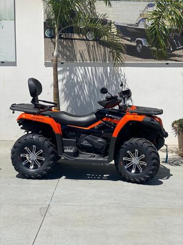 Buggy, Quadriciclo Cforce 520 Cc 4x4