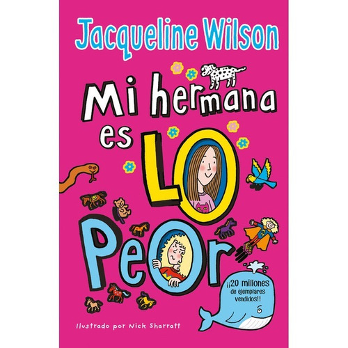 Mi Hermana Es  Lo Peor - Wilson - B De Blok