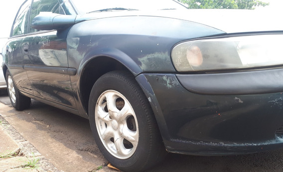 Gm Chevrolet Vectra Gls 1998 Em Botucatu