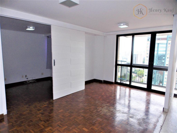 Excelente Apartamento Para Investimento A Venda, Próximo Ao Iamspe E A Unifesp, Vila Clementino-são Paulo/sp. - Ap1315