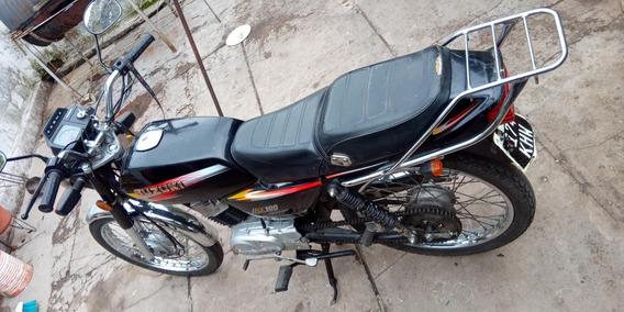 Suzuki Ax100, 2014