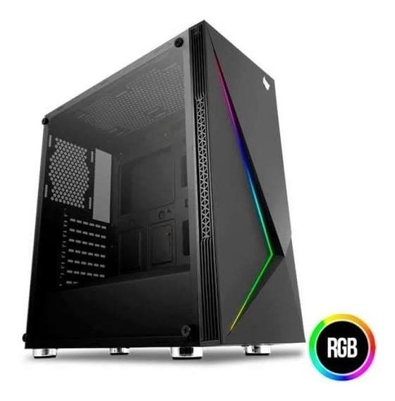 Pc Gamer Intel I3 9100f, 8gb Ddr4, Gtx 1650 4gb, Ssd