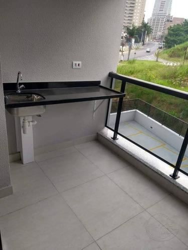 Imagem 1 de 28 de Apartamento À Venda, 49 M² Por R$ 370.000,00 - Bethaville I - Barueri/sp - Ap0936