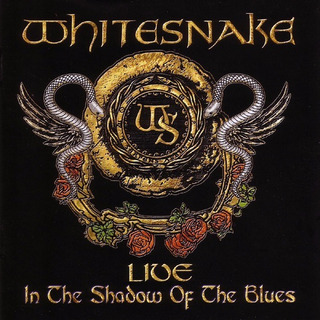 Whitesnake - Live In The Shadow Of The Blues - 2cd