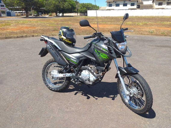Yamaha Xtz Crosser Ed/flex 150c 2016 Cinza