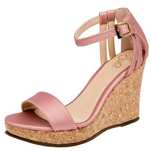 Sandalia Dama Oro Rosa 02-966 Rs 22-26 Acargo Del Comprador