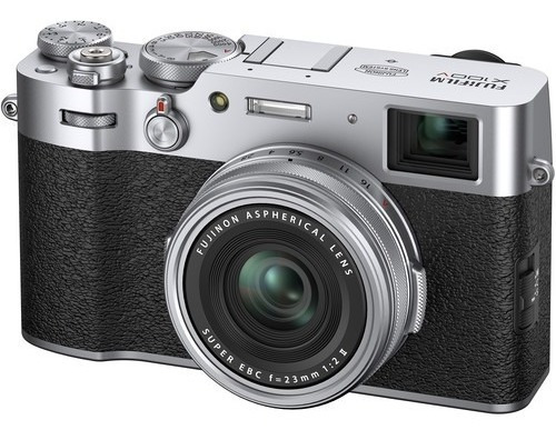 Câmera Fujifilm X100v