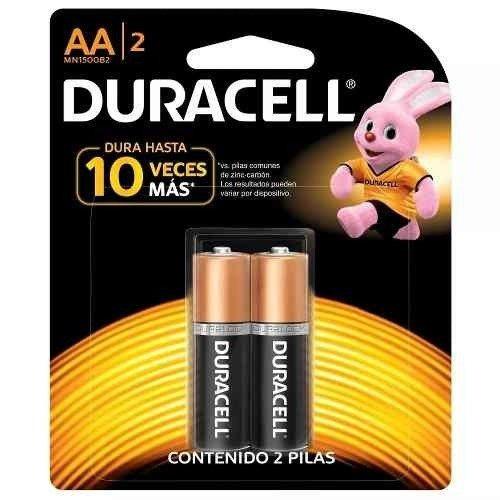 Pilas Duracell Aa & Aaa Original Al (mayor)
