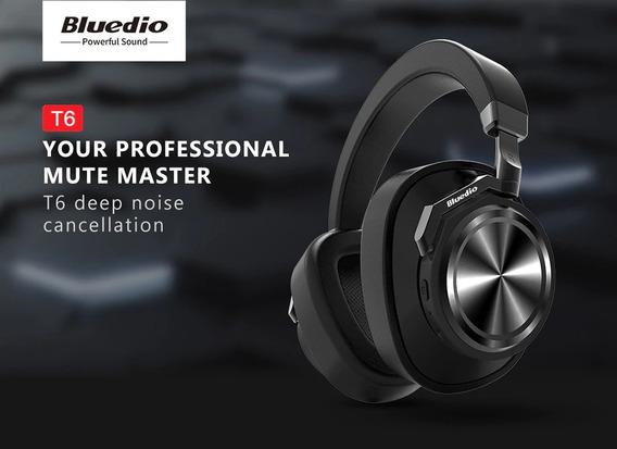 Bluedio T6 Active Noise Cancelling Headphone (novo Na Caixa)