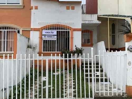 Casa En Venta En Xalapa De 1 Nivel Con Opcion A Crecimiento Fracc. Las Fuentes