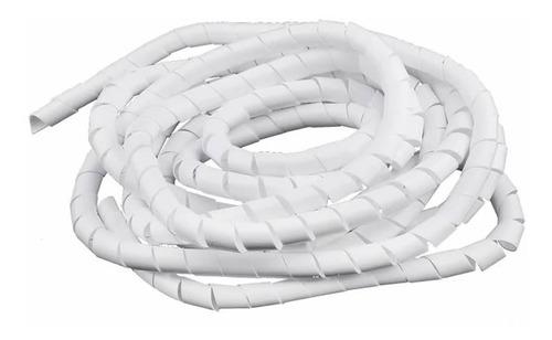 Imagen 1 de 1 de Espiral Para Organizar Cables De 3/8   (de 10 Metros)