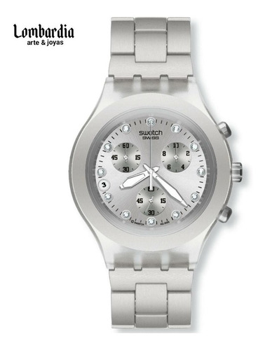 Reloj Swatch Svck 4038 G, Envío Gratis.