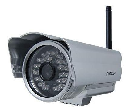 Câmera De Segurança Wifi Foscam Fi8904w Usada