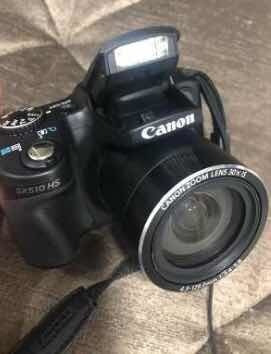 Cannon Power Shot Sx 510 Usada