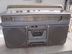 Radio Polyvox 800, Só Funciona O Fm E Não Esta Gravando!