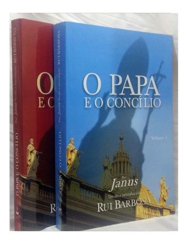 Coleção O Papa E O Concílio - Volume 1 E 2