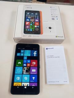 Celular Microsoft Lumia 640 Xl Funcionando Perfeitamente