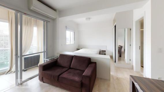 Apartamento Para Aluguel - Consolação, 1 Quarto, 48 - 893095460