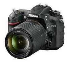 Cámara Réflex Nikon D7200 Usada