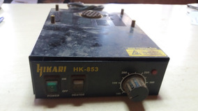 Pré-aquecedor Hikari Hk-853 120º A 250ºc Com Defeito