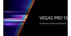 Sony Vegas Pro 15 Português