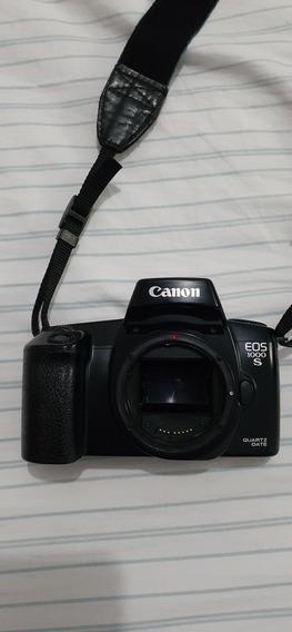 Canon 1000s - 2 Lentes 35 E 70mm