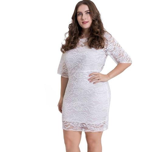 5025f3e6d55a Vestidos Tubinho Preto Em Renda Evangélico - Vestidos Festa Branco ...
