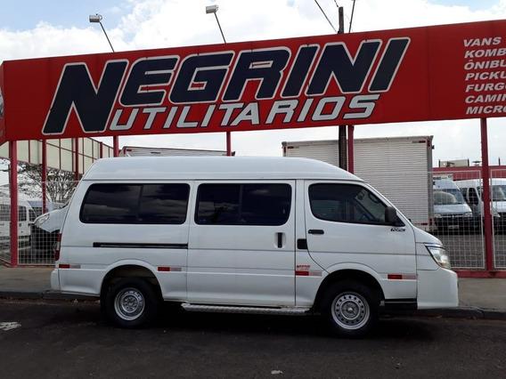 Jinbei Topic 2.0 Passageiro 16v Gasolina - 2011 - Negrini