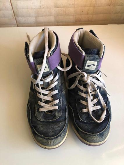 Zapatillas Cky Mujer Niña Talla 37