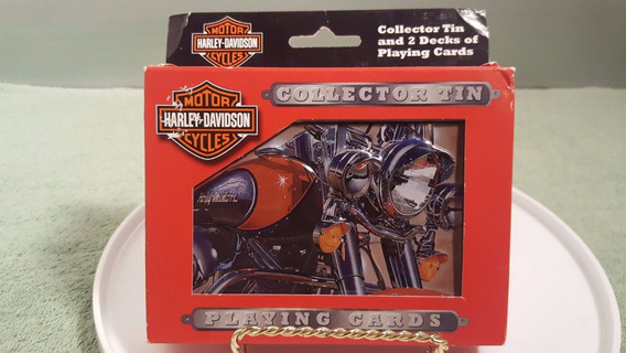 Harley Davidson Baralho Personalizado
