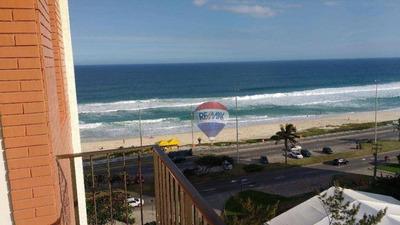 Aluguel No Rio Hotel Residência, Barra Da Tijuca. 2 Suítes, Vista Mar E Lagoa. - Ap0061